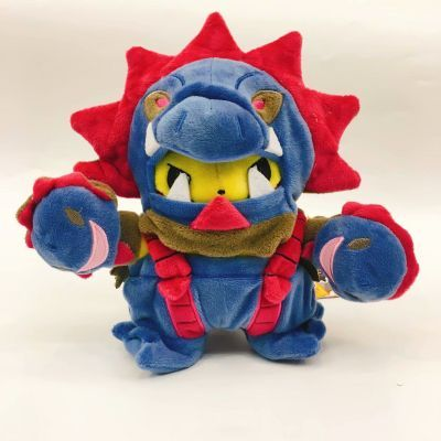 pokemon anime plush doll