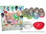 Keroro gashapon(10 PCS)