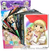 Chobits card sticker(5 boxes)