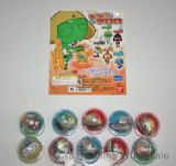 Keroro gashapons(ten)