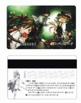 pandora hearts anime member card