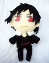 dyurarara anime plush doll