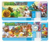 plants vs zombies anime pencilbox