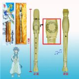 magic flute anime weapon