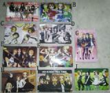 K-ON! anime member card