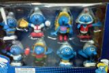smurfs anime figure