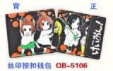 K-ON! anime wallet
