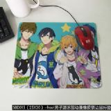 Free anime mouse pad