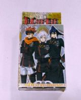 D.Gray-Man anime poker