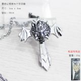 final fantasy anime necklace