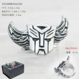 Transformers anime ring