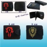 warcraft anime wallet