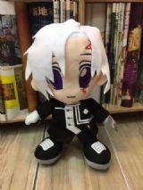 D.Gray-man anime plush doll