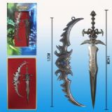 warcraft anime weapon