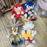 sonic anime plush doll(price for a set)