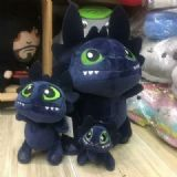 How to Train Your Dragon plush