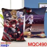 RWBY anime cushion