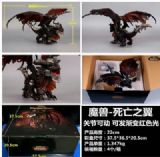 warcraft death wing figure