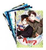 Axis Power Hetalia anime posters(8pcs a set)