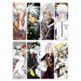 D.Gray-man PVC Refined version Bookmark