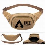 Apex Legends Leisure outdoor sports Canvas purse p