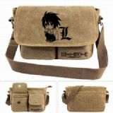 Death note Canvas Shoulder Satchel Bag Handbag