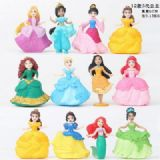 Disney series a set of 12 Bagged Figure Decoration