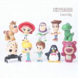 Toy Story a set of ten Bagged Figure Decoration Mo