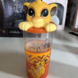 The Lion King Simba PP Q Meng Cup Cover Cup Boxed