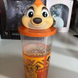 The Lion King Timon PP Q Meng Cup Cover Cup Boxed