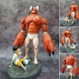 One Punch Man Crab blame double chin child a set o