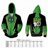 Extraterrestrial Being Ben10 Anime around Hoodie z