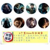 Harry Potter Brooch Price For 8 Pcs A Set 58MM