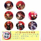 Shakugan No Shana Brooch Price For 8 Pcs A Set 58M