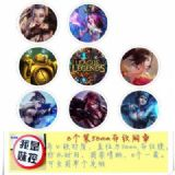 League of Legends Brooch Price For 8 Pcs A Set 58M