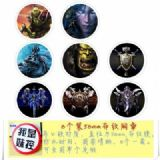 World Of Warcraft Brooch Price For 8 Pcs A Set 58M