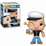 Popeye the Sailor Man Toy figurine Boxed Figure