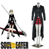 soul eater maka school uniform cos