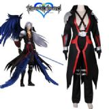 kingdom hearts 2 sephiroth shin cos
