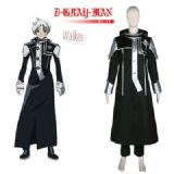 D.Gray-man Allen Walker Black Order Exorcists Unif