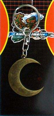 KING OF FIGHTER anime keychain