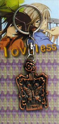 LoveLess anime phonestrap