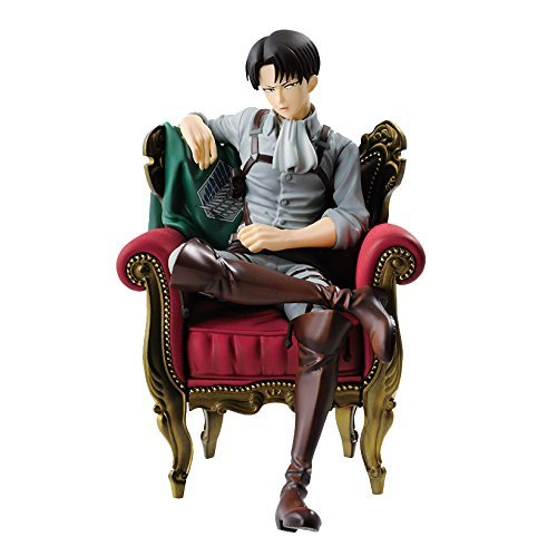 Attack on Titan Levi anime figure