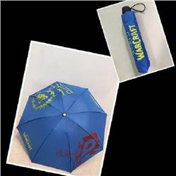World Of Warcraft Folding sunscreen umbrella