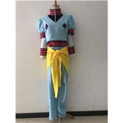 hunterxhunter sisso anime cosplay costume L M S XL 7 days prepare