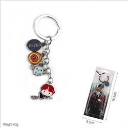 Harry Potter Keychain pendant Style-B