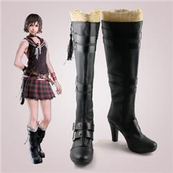 FF15 FINAL FANTASY XV Iris Amicitia Halloween Cosplay Uniform Fancy Dress 35-44 yards