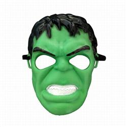 The Avengers Robert Bruce Banner Cosplay Halloween Horror Funny Mask Props a set price for 5 pcs