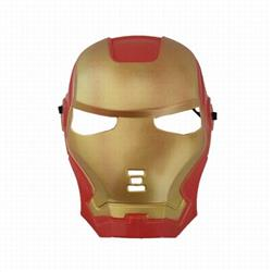 The Avengers Iron Man Halloween Horror Funny Mask Props a set price for 5 pcs