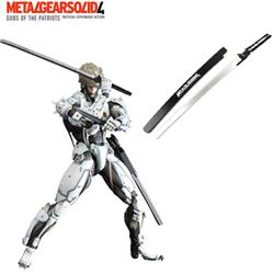 Metal Gear Solid: Rising Raiden Wooden Blade Anime Cosplay Weapons 1M